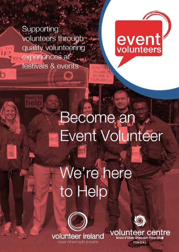 Join the Event Volunteers Team