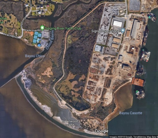Greenwood Island ACBS Transect