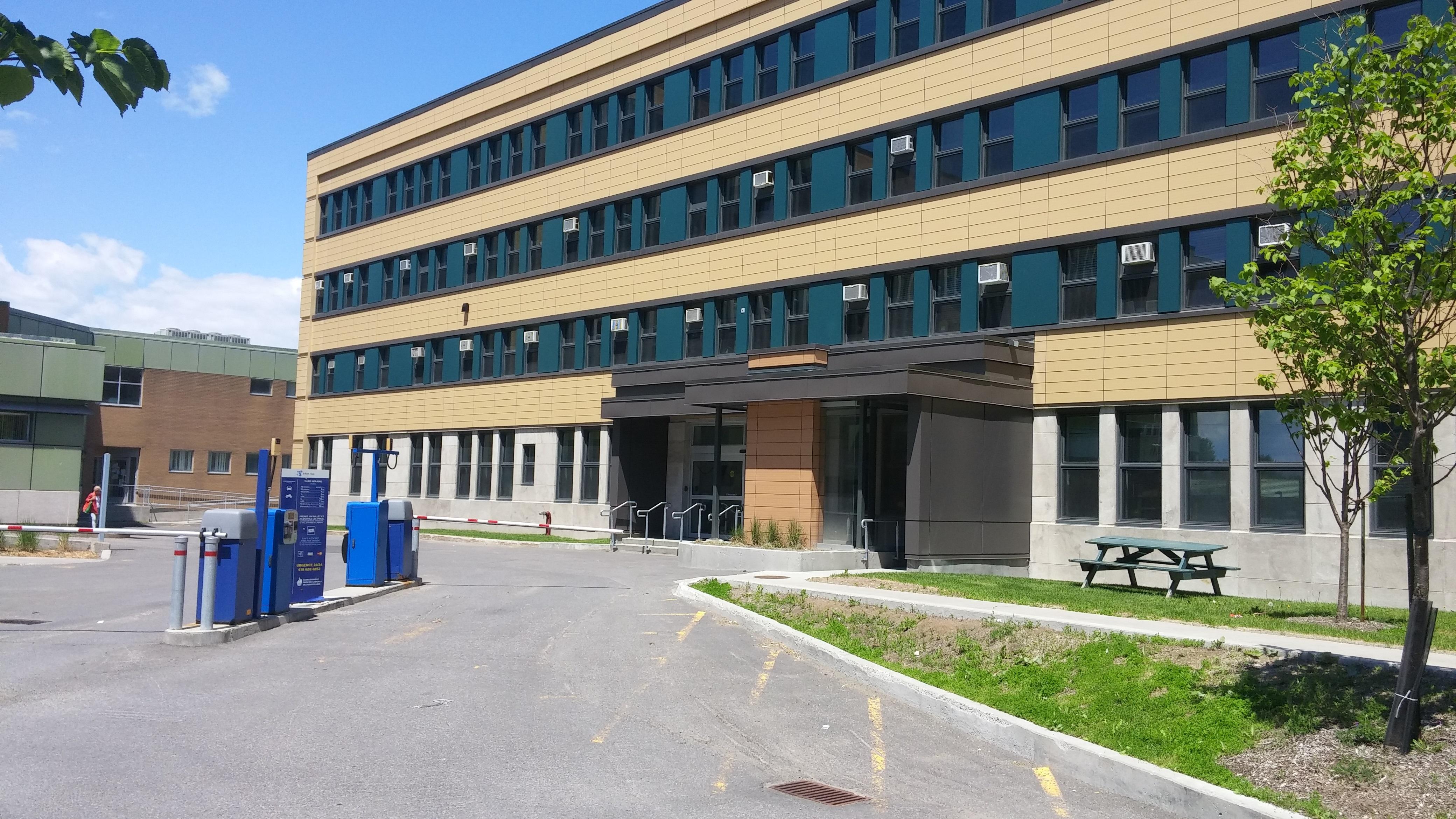 Wellness Centre at Jeffery Hale