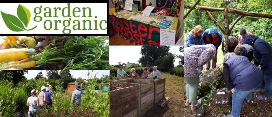 Garden Organic volunteering opportunities