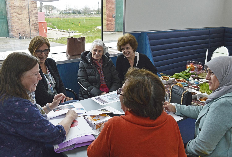 ESOL Conversation Cafe Session