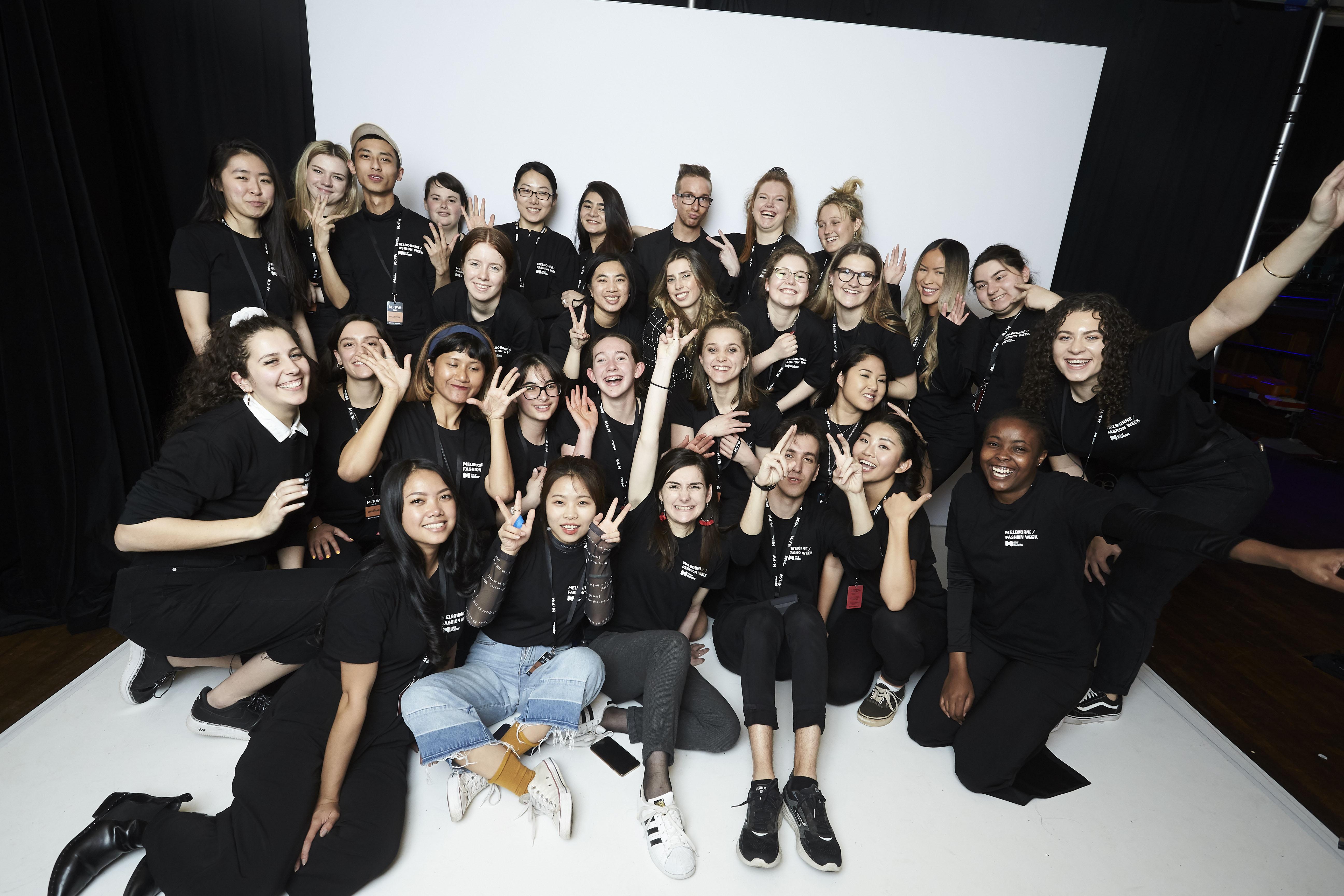 Melbourne Music Week volunteers