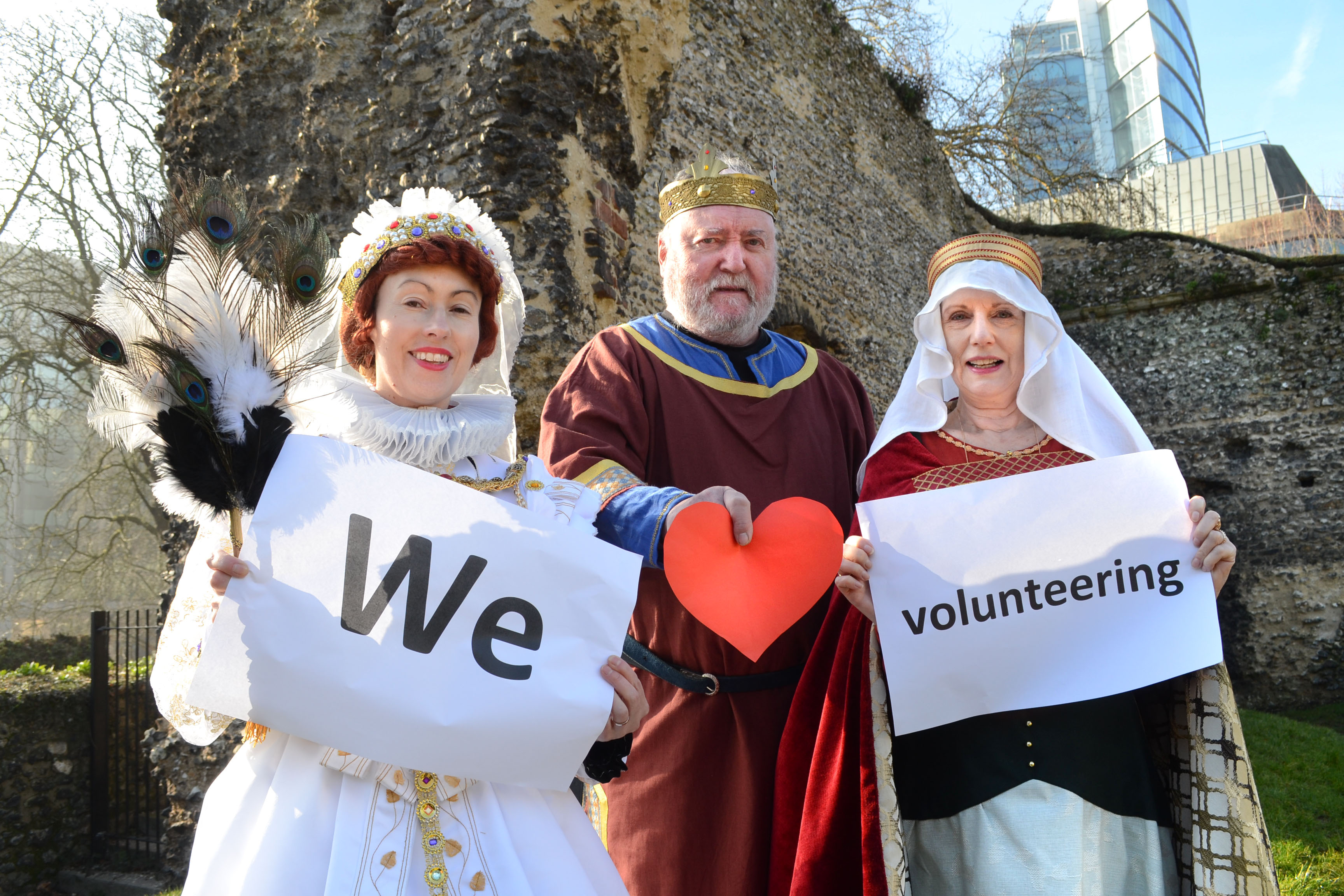 We heart Volunteering