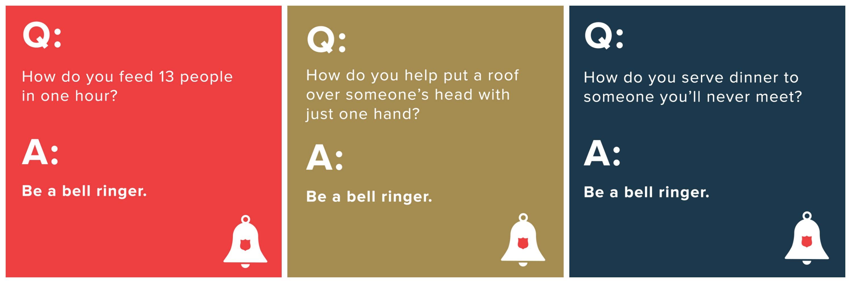 Be a Bell Ringer